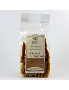 Cracker alla Curcuma