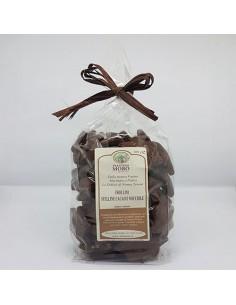 Stelline Cacao e Nocciole SENZA LATTOSIO