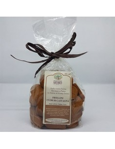 Heart of Chesnut Biscuit LACTOSE, GLUTEN AND EGGS FREE