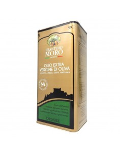 EXTRA VIRGIN OLIVE OIL -100% Italian - Cold Extraction