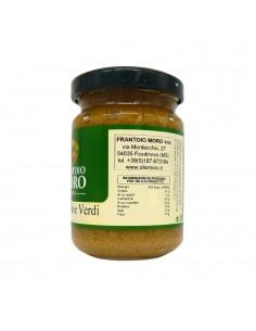 Olive Green Paste