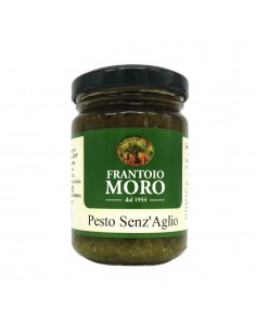 Pesto without Garlic